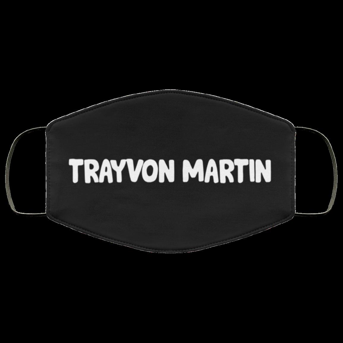 Naomi Osaka Trayvon Martin Face Mask