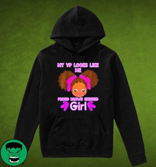 Kids Kids My vp looks like me Toddler Shirt Hoodie
